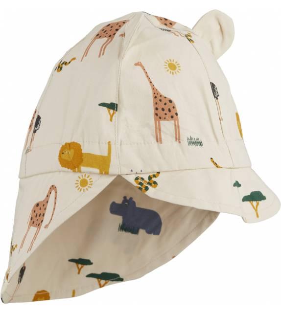 Gorm Sun Hat Safari Liewood