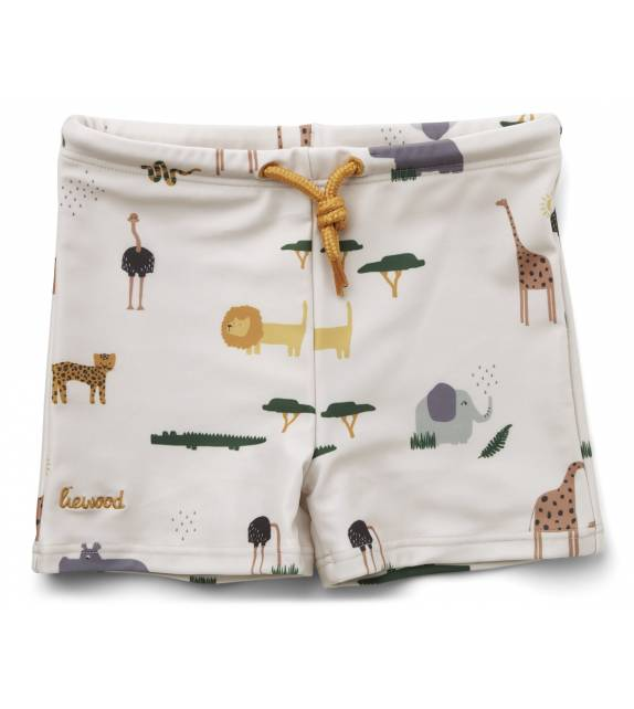 Otto Swim Pants Safari Liewood