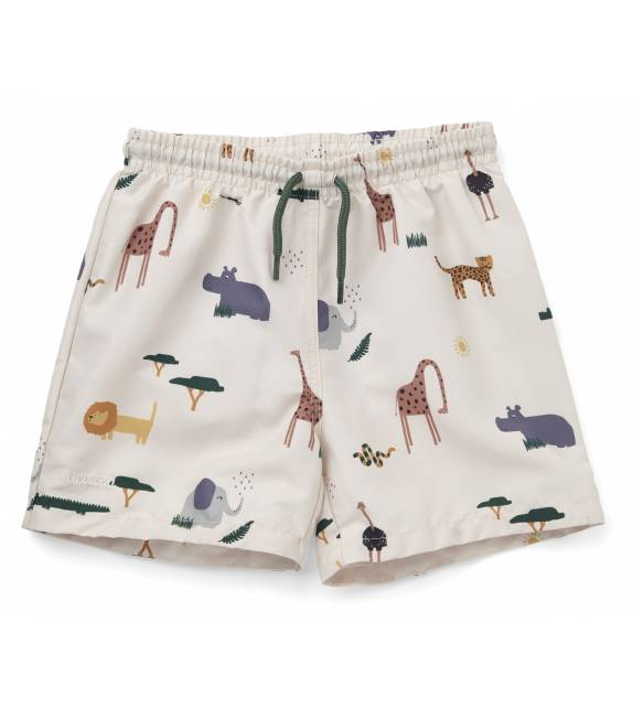 Duke Board Shorts Safari Liewood