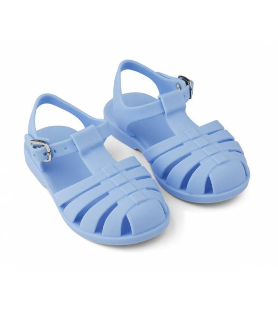 Bre Sandals Sky Blue Liewood