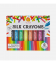 Silk Crayons Tiger Tribe
