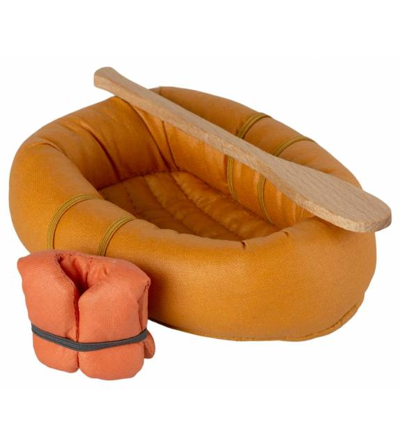 Rubber Boat Mouse Maileg