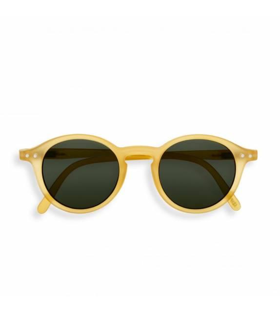 Gafas de Sol Niños 5-10A Yellow IZIPIZI