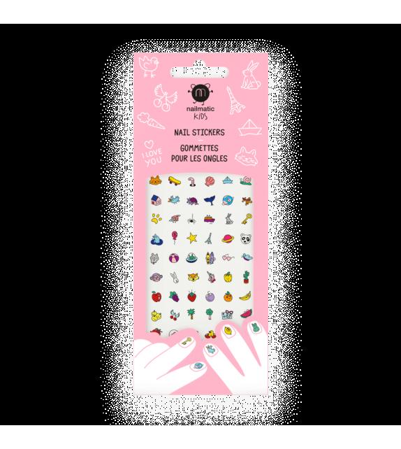 Nail Stickers Happy Nails Nailmatic