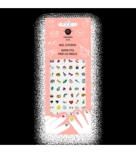 Pegatinas para Uñas Magic Nails Nailmatic