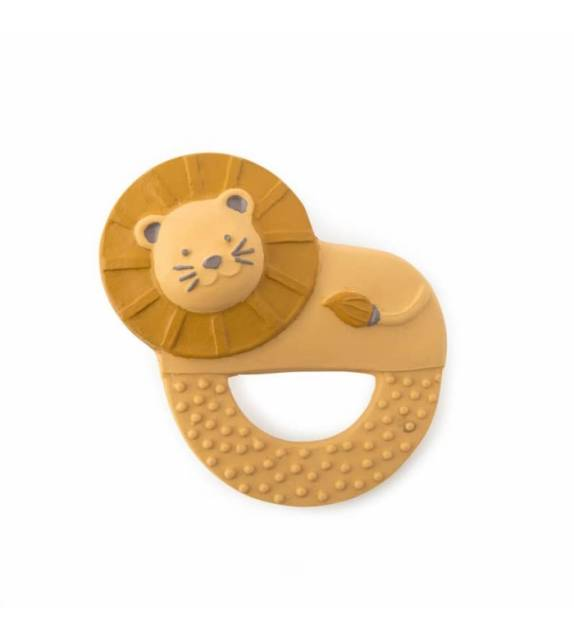 Baobab Teether Ring Lion Moulin Roty
