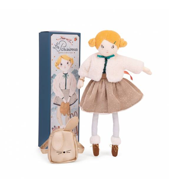 Madame Eglantine Limited Edition Les Parisiennes Moulin Roty