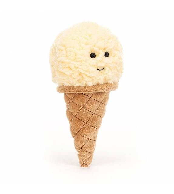 Ice Cream Vanilla Jellycat