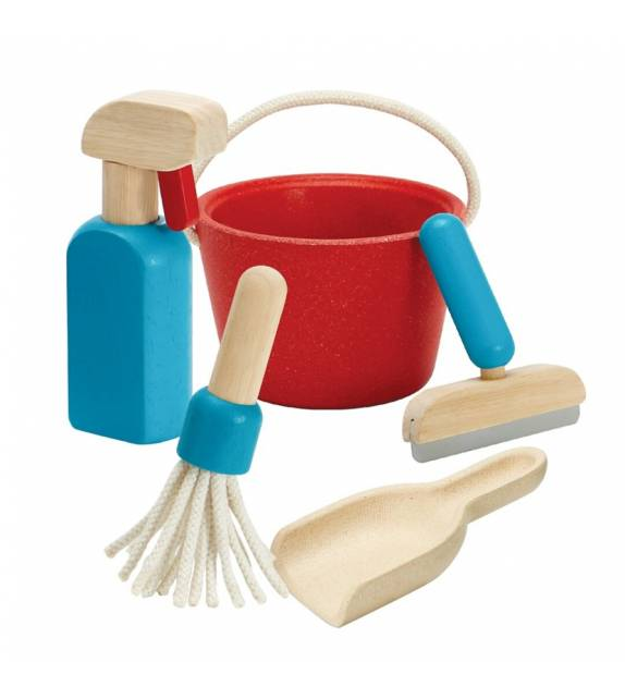Cleaning Set PlanToys