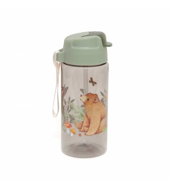 Drinking Bottle Bear and Friends Petit Monkey