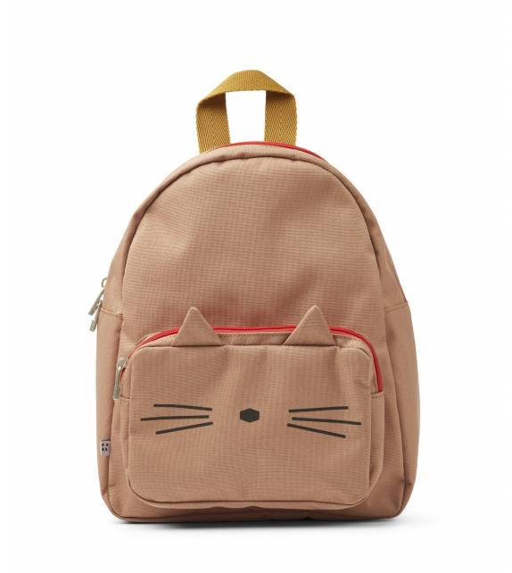 Allan Backpack Cat Tuscany Rose Liewood