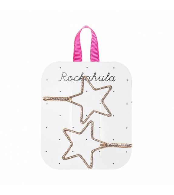 Starry Cut Out Glitter Slides Rockahula