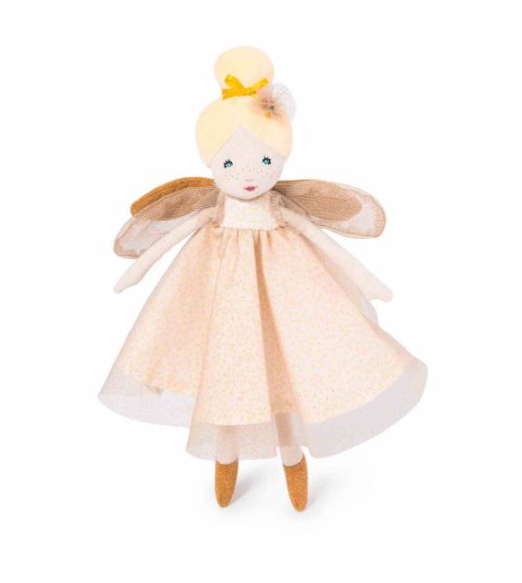 Little gold Fairy Doll Il était une fois Moulin Roty
