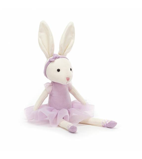 Pirouette Bunny Lilac Jellycat