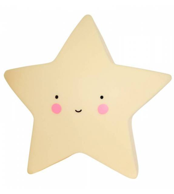 Mini STAR LIGHT: YELLOW A Little Lovely Company