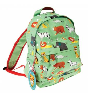 Mini backpack Animal Park