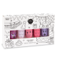 Set 5 Esmaltes de uñas Party Nailmatic