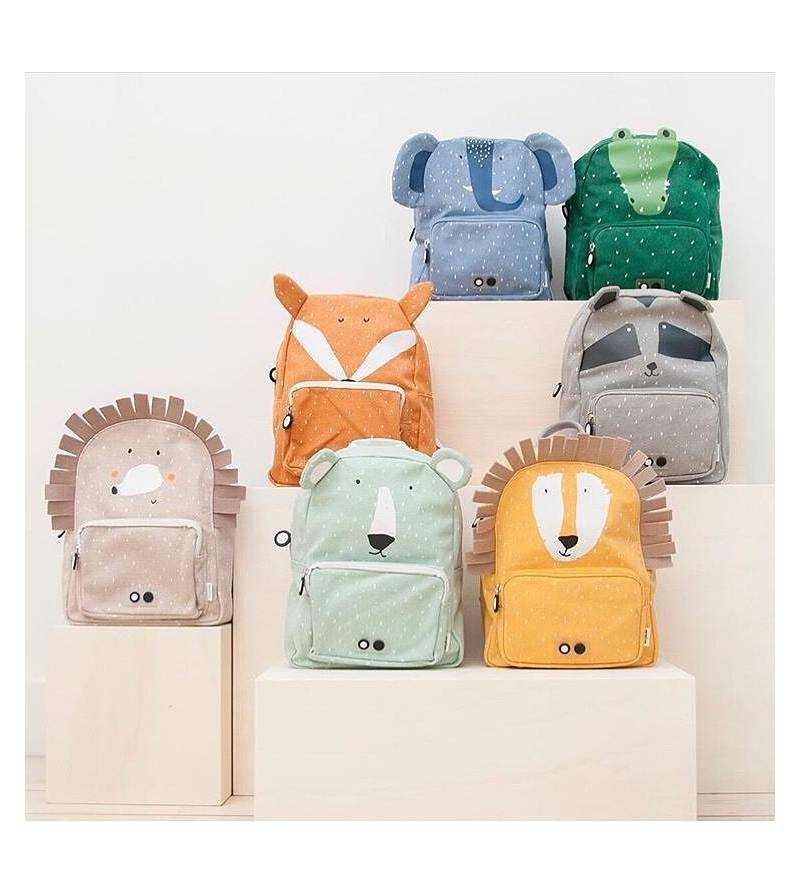 Trixie Baby mochila elefante para niños de trixie baby