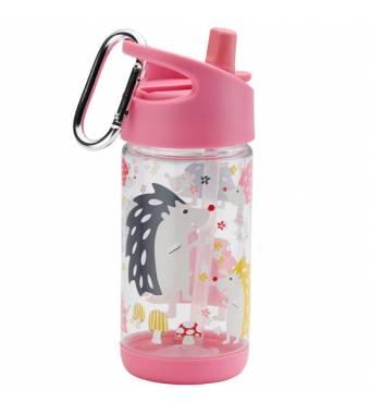 Botella Infantil Tritán Erizos Sugarbooger