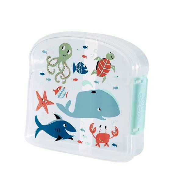 Ocean Sandwich Box Sugarbooger