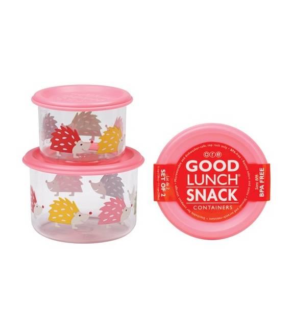 Set 2 Cajas de almuerzo pequeñas Erizos Sugarbooger