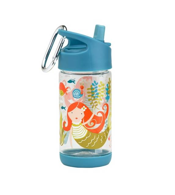 Mermaid Tritan Drinking Bottle Sugarbooger