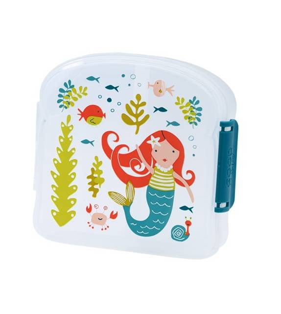 Mermaid Sandwich Box Sugarbooger