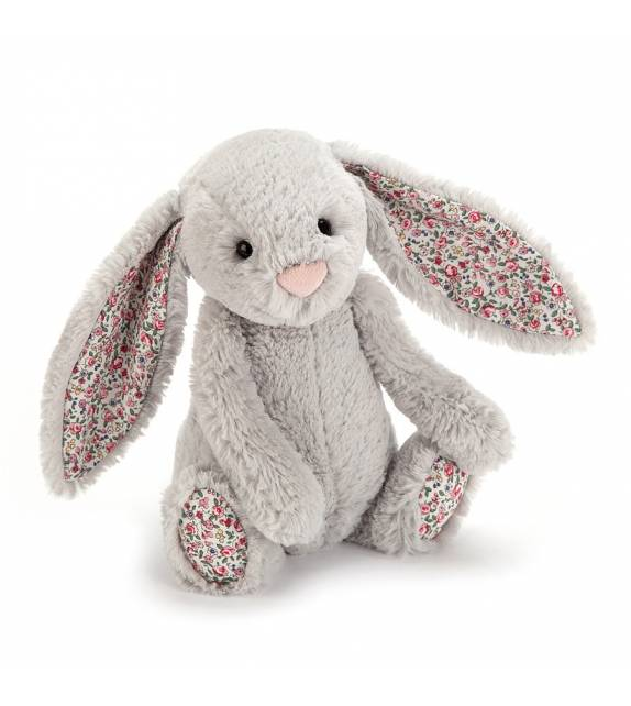 Blossom Silver Bunny Jellycat