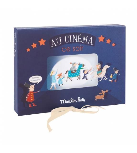 Caja Vamos al Cine Moulin Roty
