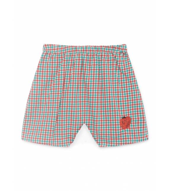 Vichy Baby Shorts BOBO CHOSES