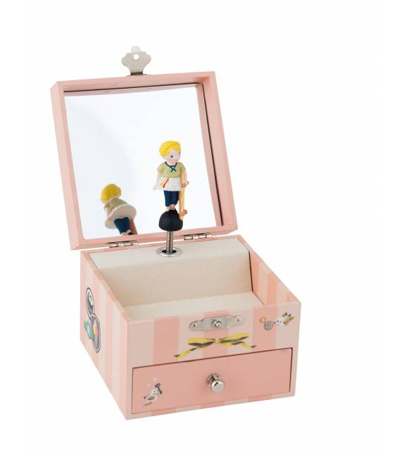 Les Parisiennes Musical Jewellery Box Moulin Roty