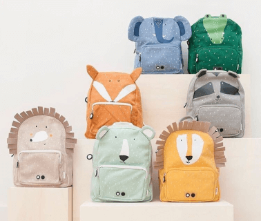 TRIXIE BACKPACKS